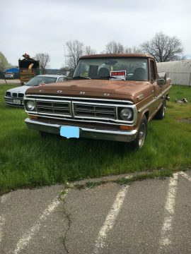 Rust free original 1972 Ford F 250 Base for sale