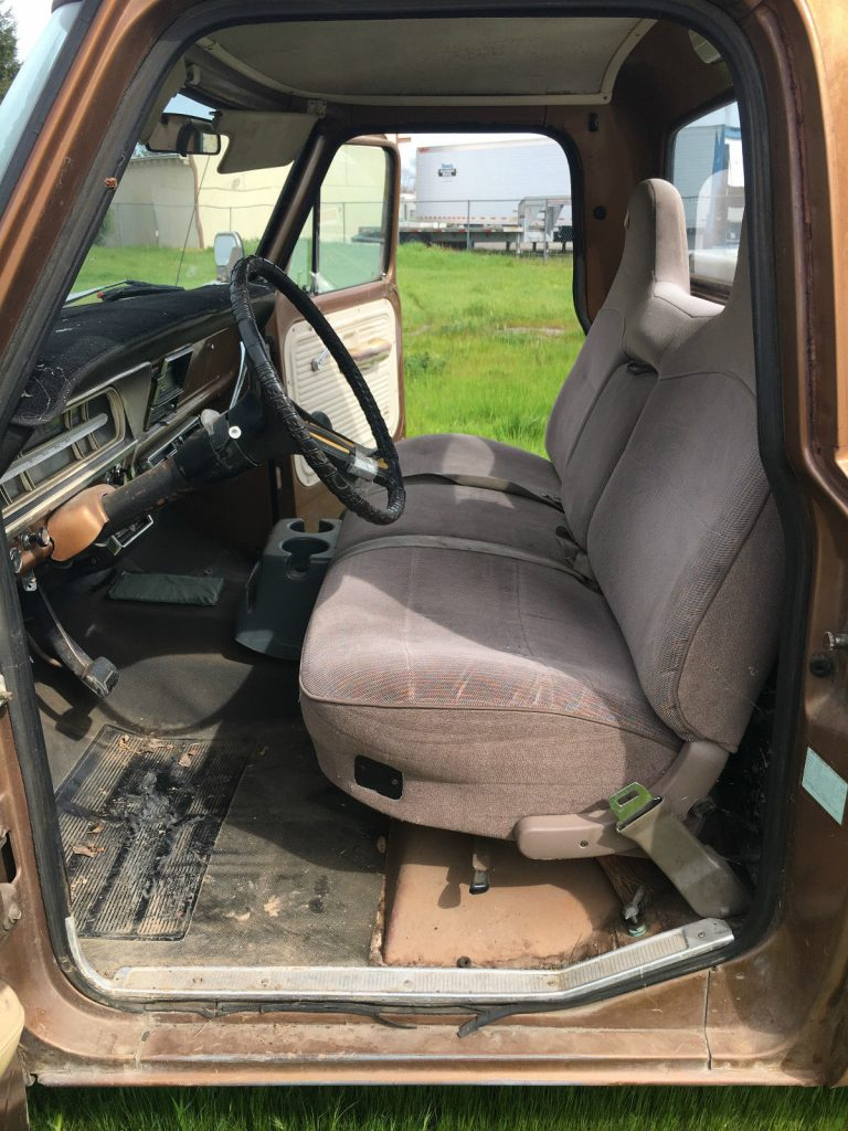 Rust free original 1972 Ford F 250 Base