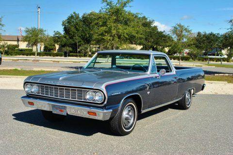 Built & Upgraded 1964 Chevrolet El Camino vintage for sale
