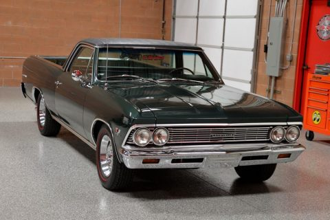 Completely restored 1966 Chevrolet El Camino vintage for sale