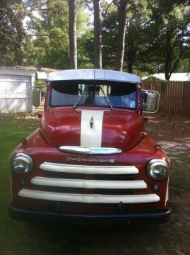 Custom bed 1950 Dodge Pickups Truck vintage for sale