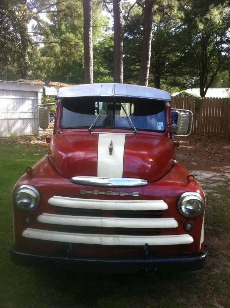 custom bed 1950 dodge pickups truck vintage for sale. Black Bedroom Furniture Sets. Home Design Ideas