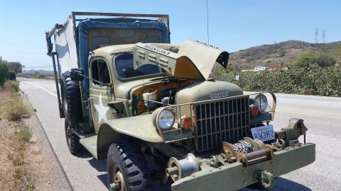 Extremely rare 1966 Dodge Power Wagon vintage truck for sale