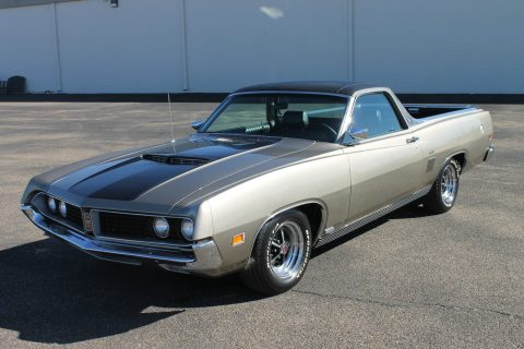 restored ford ranchero gt vintage for sale