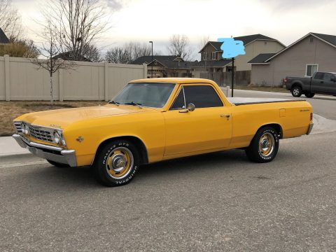 Rebuilt engine 1967 Chevrolet El Camino vintage for sale