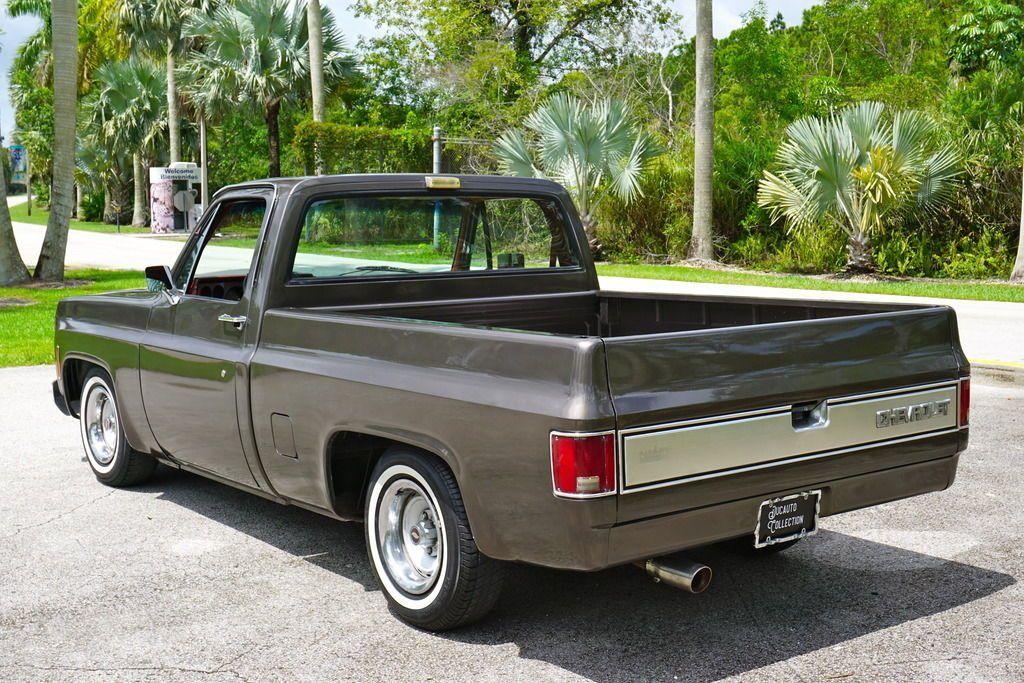 Rebuilt heads 1982 Chevrolet C 10 Silverado vintage