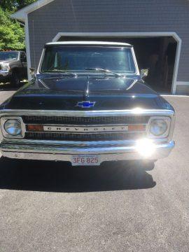Resto mod 1970 Chevrolet C 10 CST vintage pickup for sale