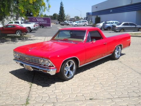 Restored 1966 Chevrolet El Camino vintage for sale