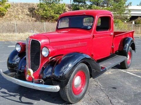 Very rare 1938 Dodge Pickups vintage for sale