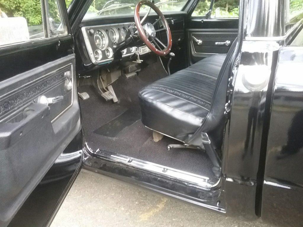 Well serviced 1972 Chevrolet Pickup K20 vintage