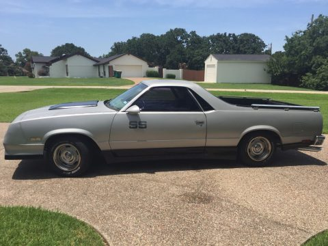 Conquista edition 1987 Chevrolet El Camino SS vintage for sale