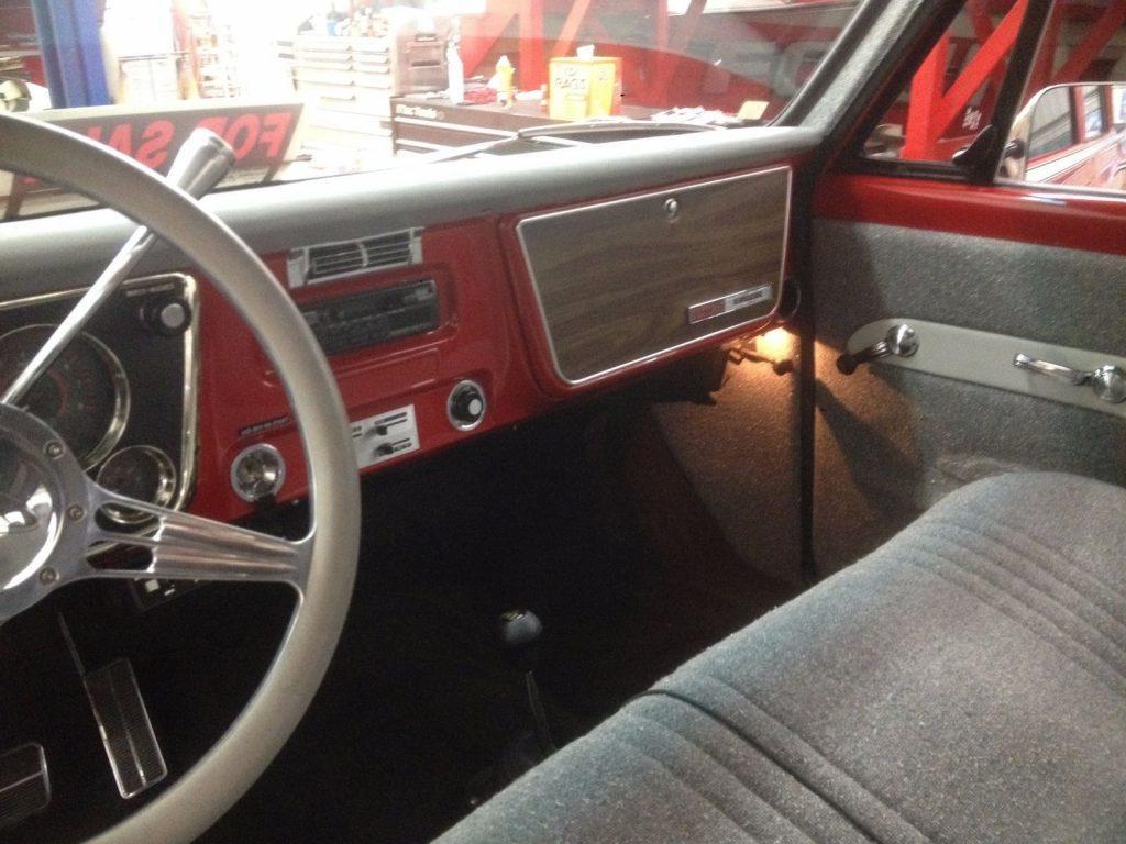 Flawless 1971 Chevrolet C/K Pickup 1500 vintage