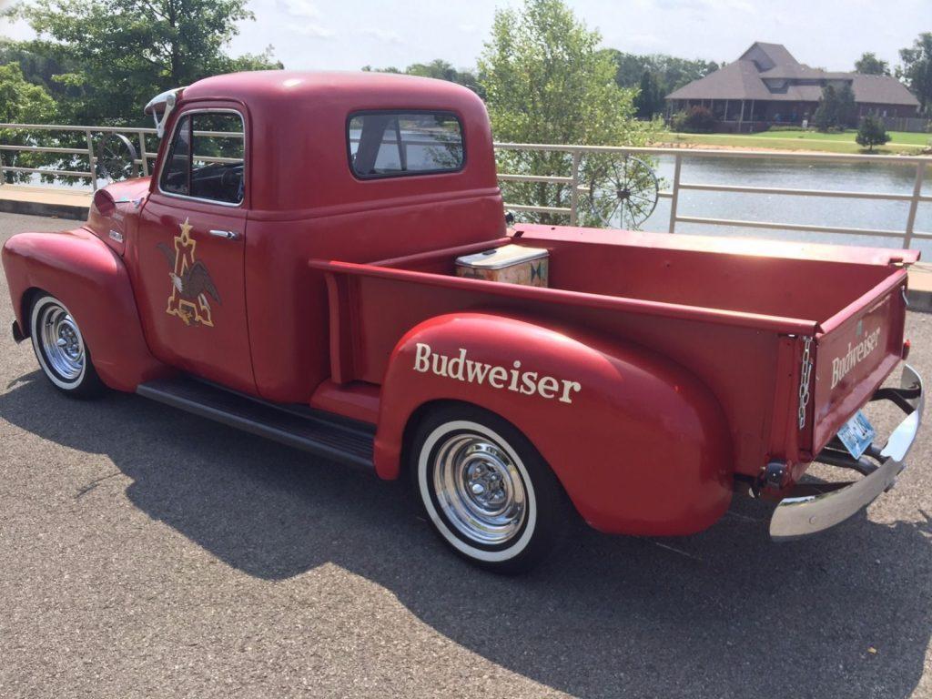 new parts 1950 Chevrolet Pickups 3100 vintage truck