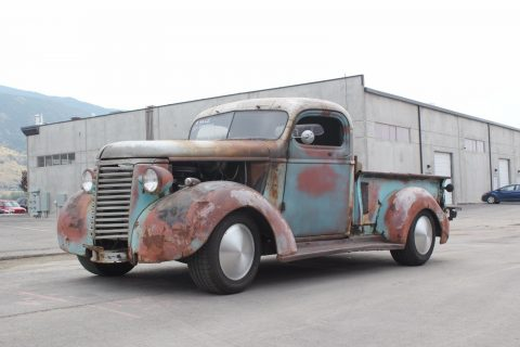 patina 1939 Chevrolet Truck C10 vintage for sale