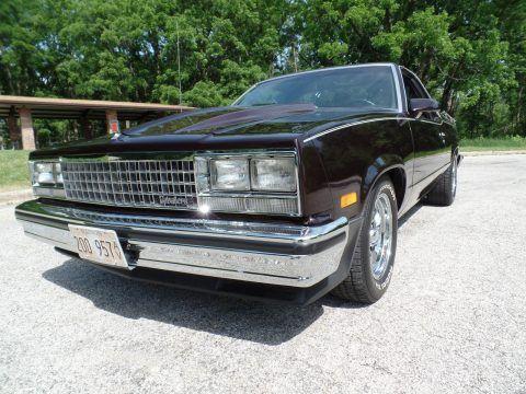 Restomod 1987 Chevrolet El Camino Caballero vintage for sale