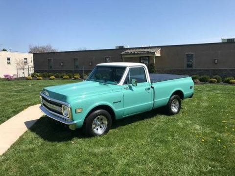 restored 1969 Chevrolet C 10 vintage for sale
