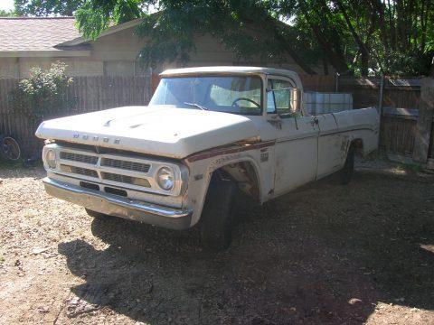 swapped engine 1970 Dodge Pickups Adventurer D100 vintage for sale