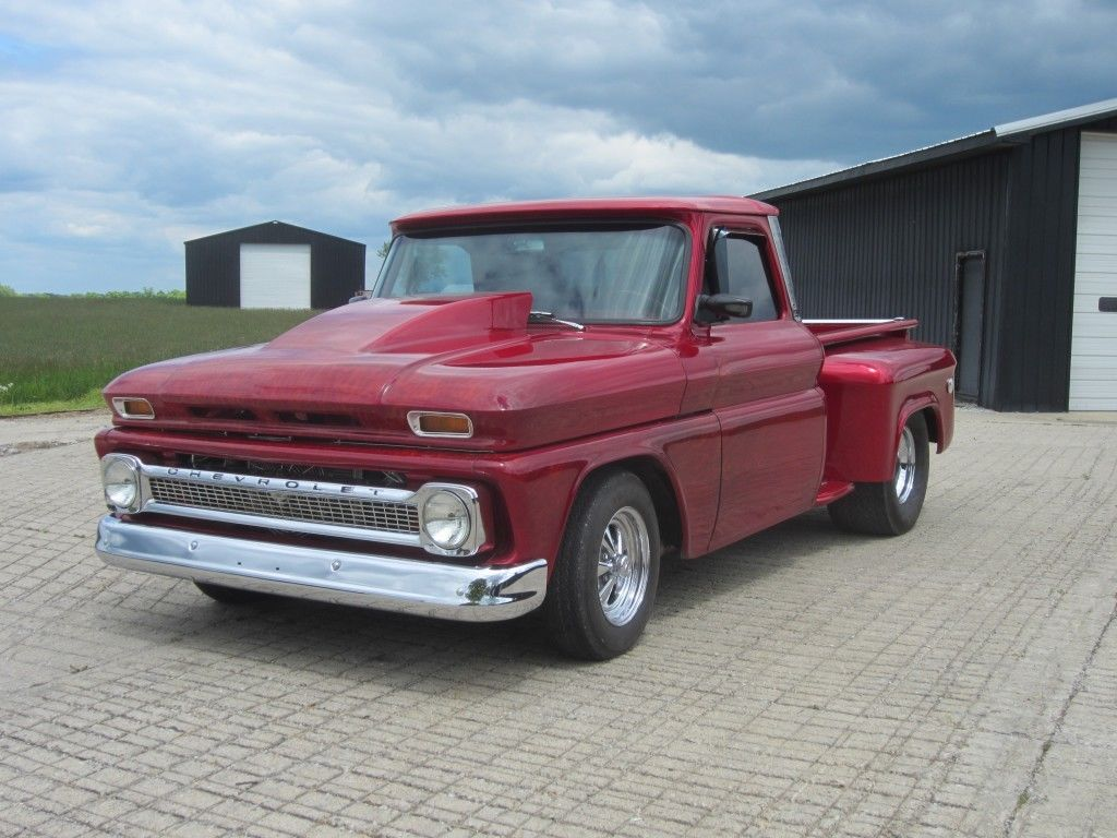 classic 1964 chevrolet pickup vintage truck for sale. Black Bedroom Furniture Sets. Home Design Ideas