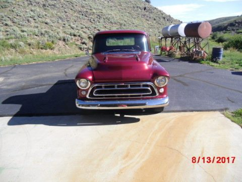 customized 1957 Chevrolet Pickups vintage for sale
