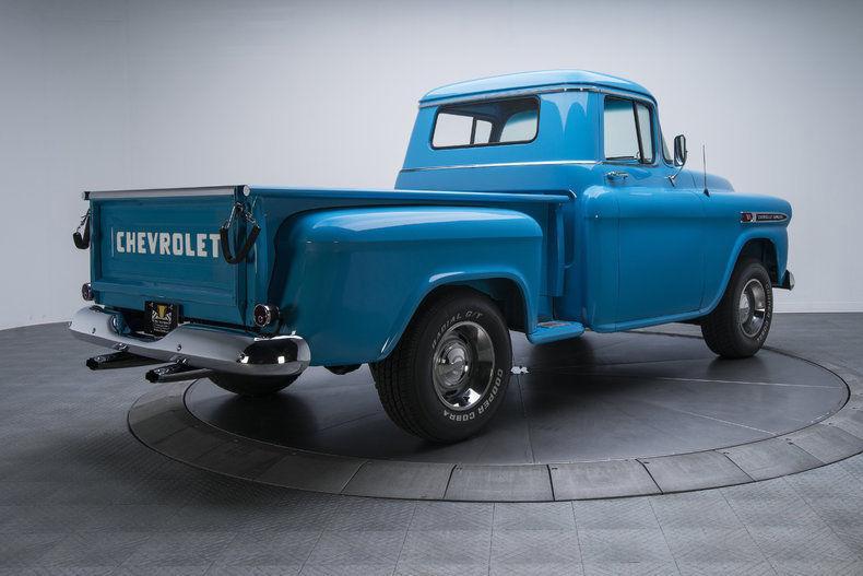Detroit gem 1959 Chevrolet Pickups Pickup vintage