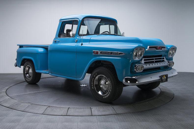 Old Mill Gm >> Detroit gem 1959 Chevrolet Pickups Pickup vintage for sale