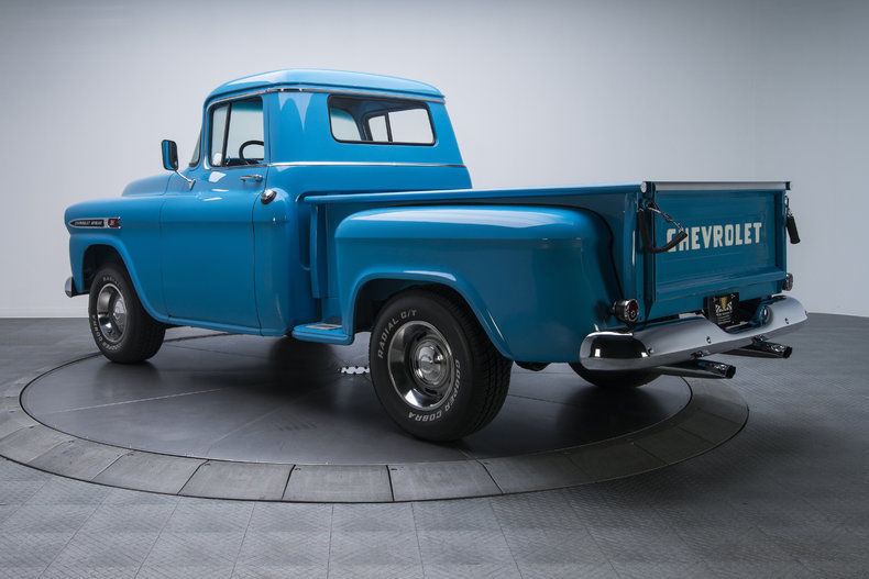 Old Mill Gm >> Detroit gem 1959 Chevrolet Pickups Pickup vintage for sale
