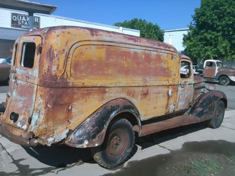 missing engine 1937 Dodge Pickups vintage truck for sale