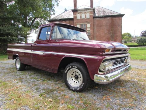 needs TLC 1963 Chevrolet C 10 vintage truck for sale