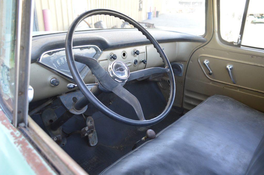 nice patina 1959 Chevrolet Pickups Apache vintage