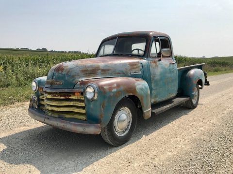 original condition 1949 Chevrolet Pickups vintage for sale