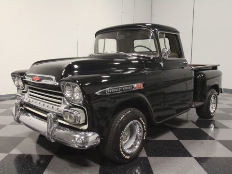 pristine 1959 Chevrolet Apache vintage pickup for sale
