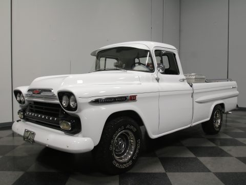 rare 1959 Chevrolet Apache vintage for sale