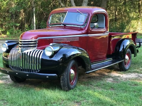 restored 1946 Chevrolet Pickup vintage for sale