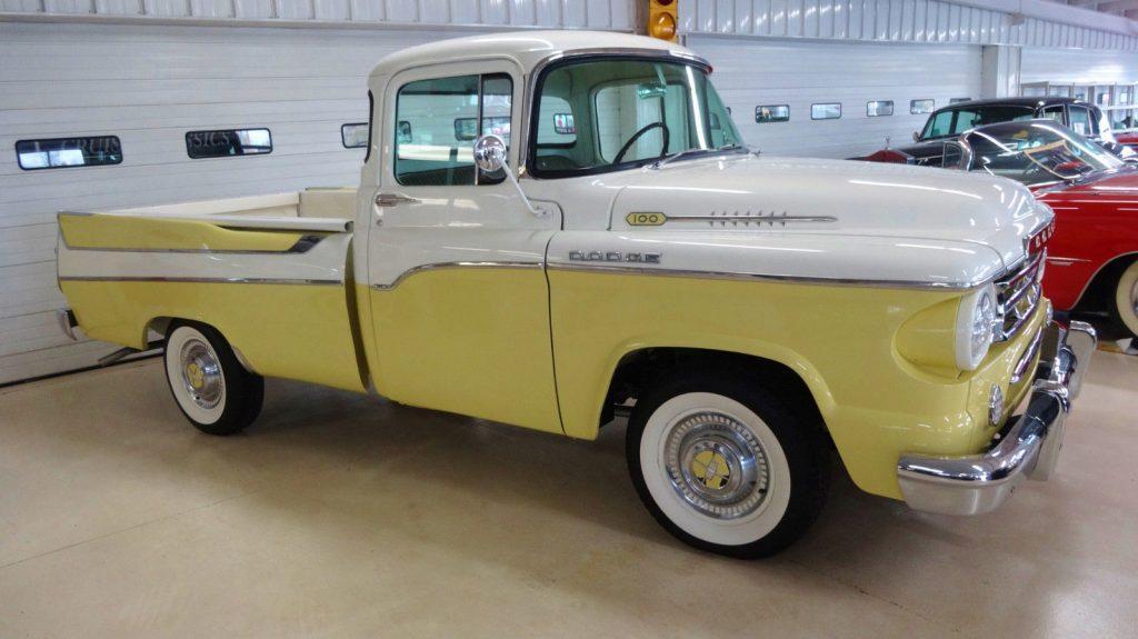 super clean 1959 Dodge Pickups vintage