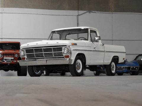Big Block 1969 Ford F 100 390 v8 vintage truck for sale