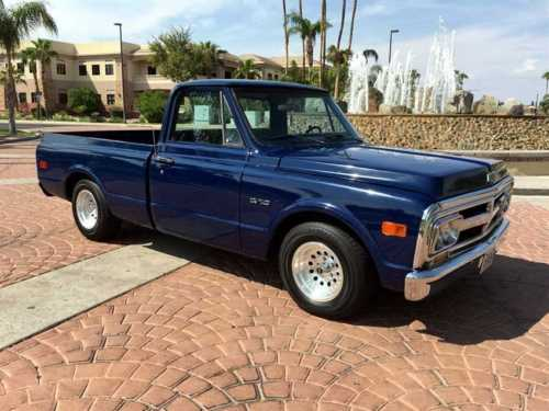 clean 1970 Chevrolet C 10 Fleet SIDE vintage pickup