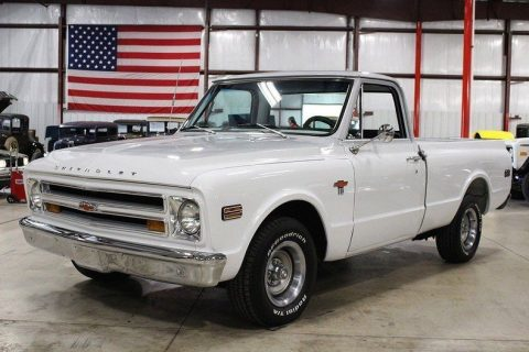 completely restored 1968 Chevrolet C 10 vintage for sale
