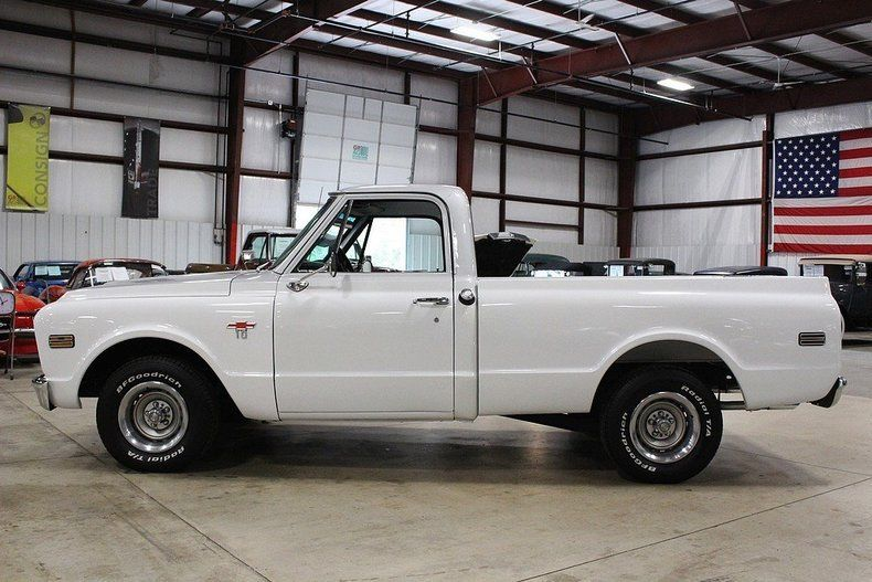 completely restored chevrolet c 10 vintage