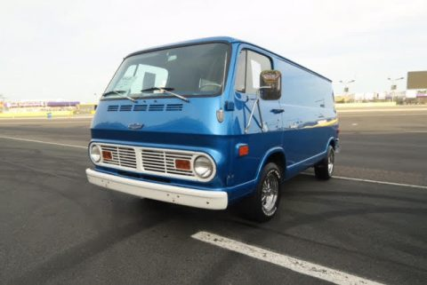 garaged 1969 Chevrolet G20 Van 108 vintage for sale
