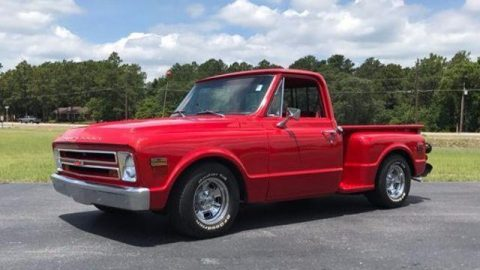 glossy paint 1968 Chevrolet Pickup vintage for sale