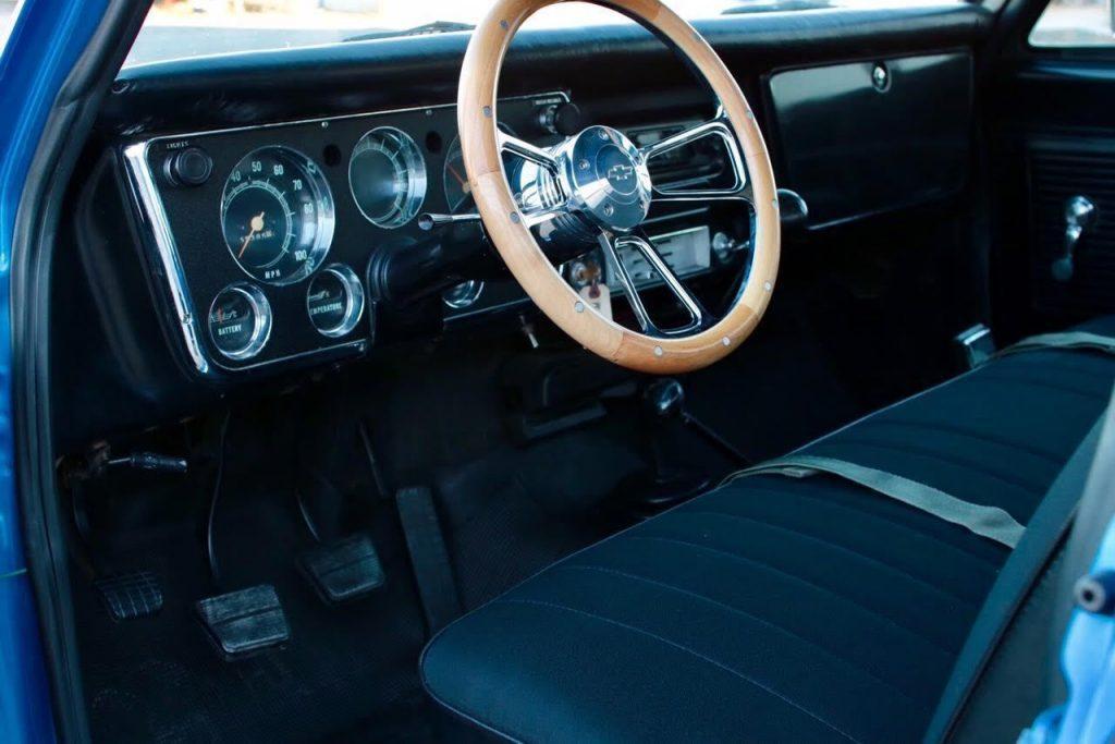 good shape 1970 Chevrolet C 10 4×4 Short Bed vintage Pickup
