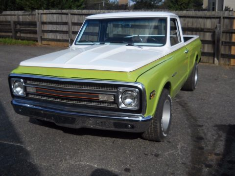 new paint 1970 Chevrolet C 10 vintage for sale