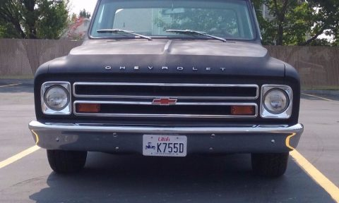 nice 1968 Chevrolet C10 Pickup vintage for sale