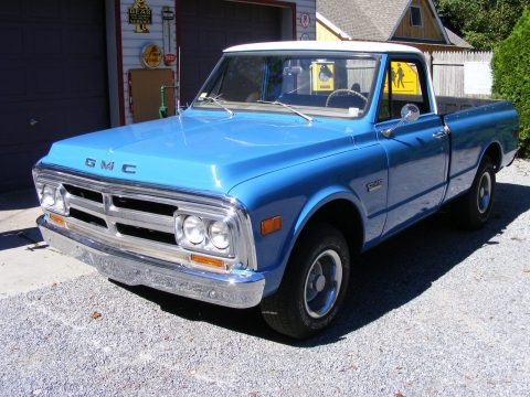original 1970 GMC C 10 vintage pickup for sale