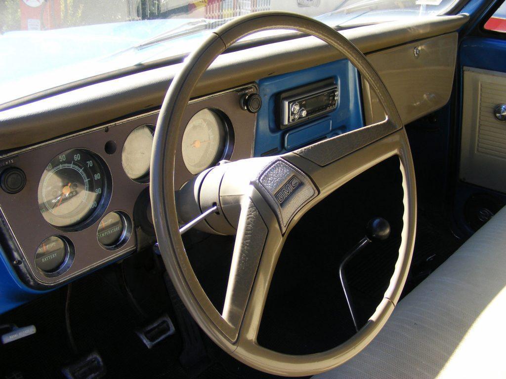 original 1970 GMC C 10 vintage pickup for sale