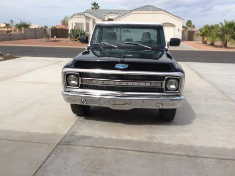 ready to enjoy 1970 Chevrolet Pickup vintage for sale
