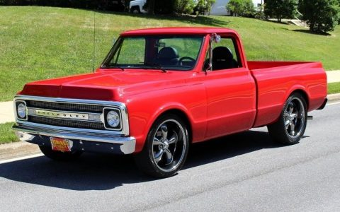 restored 1970 Chevrolet C 10 vintage pickup for sale