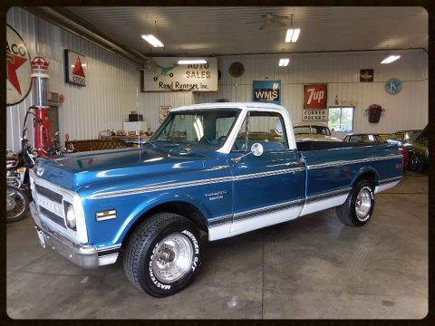 show truck 1970 Chevrolet C 10 vintage for sale