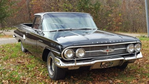 clean 1960 Chevrolet El Camino vintage for sale