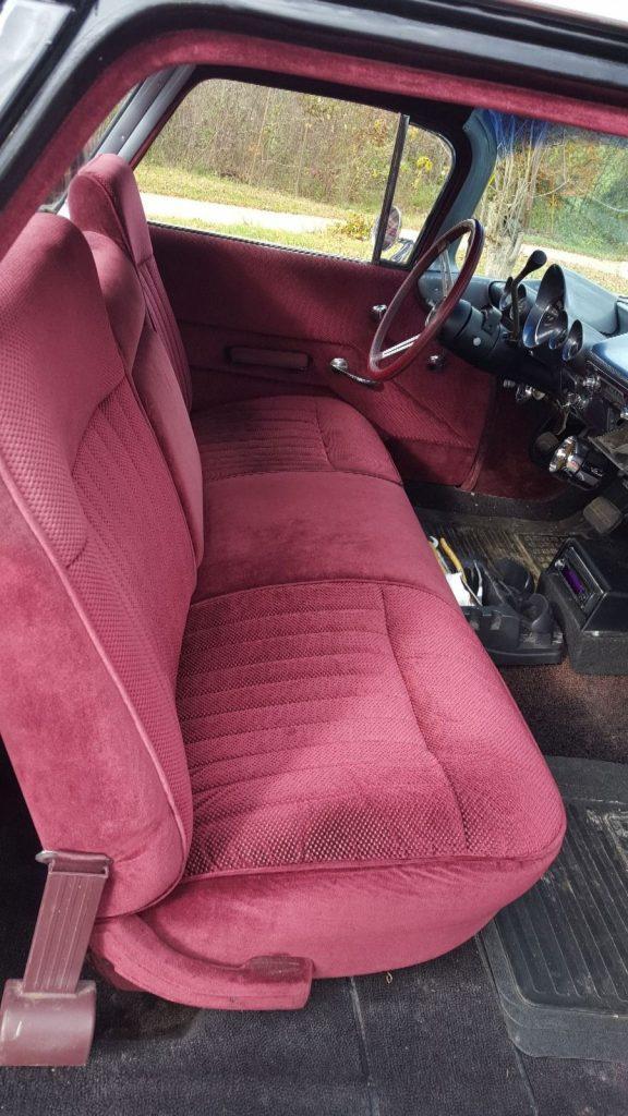 clean 1960 Chevrolet El Camino vintage